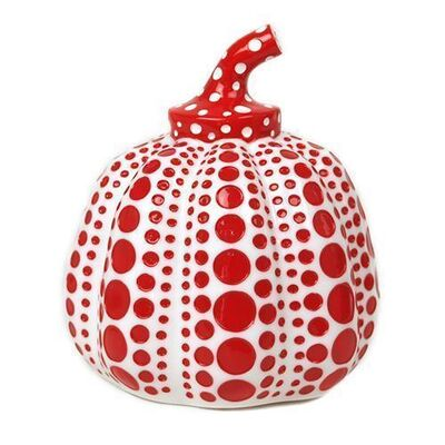 Yayoi Kusama, 'Pumpkin (red and white)', 2013