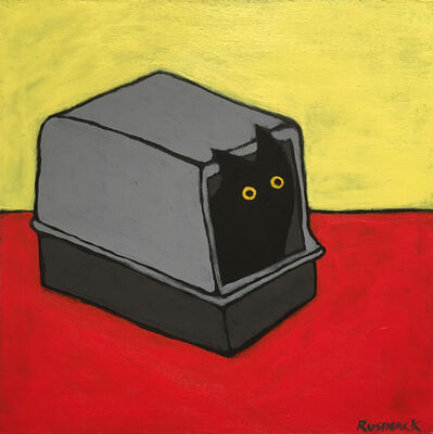 Sherry Rusinack, 'Tidy Cat', 2020