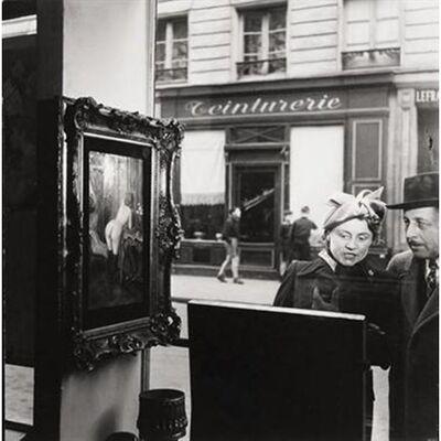 Robert Doisneau, 'Un Regard Oblique', 1948