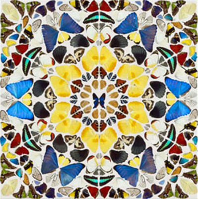Damien Hirst, 'Psalm 62: Nonne Deo', 2008