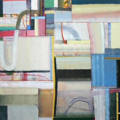 Robert Jessup, 'Square 57', 2017