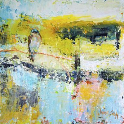 Janice Sugg, 'First Light, Birds Listening', 2018