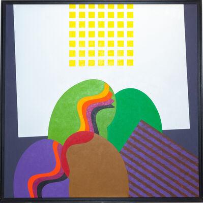 Mohamed Melehi, 'Untitled', 2010