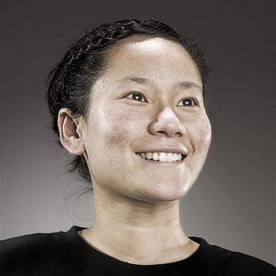 Yang Zhenzhong, 'Extras No. 3 临时演员 No.3', 2010