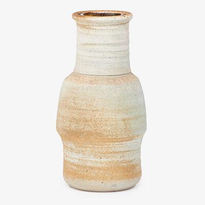 Karen Karnes, 'Tall vase, Morgan, VT'
