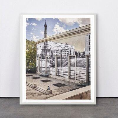 JR, 'JR Au Palais De Tokyo, 28 Aout 2020, 16h12, Paris, France', 2020