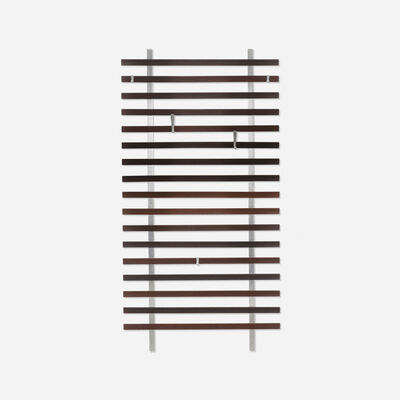 Jules Wabbes, 'Wall-Mounted Coat Rack', 1950