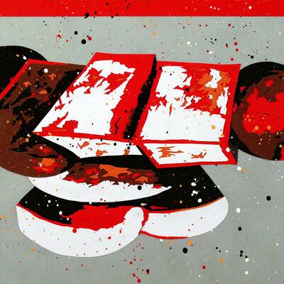 Jose M. Ciria, 'Estudio de Matriz II.', 2014