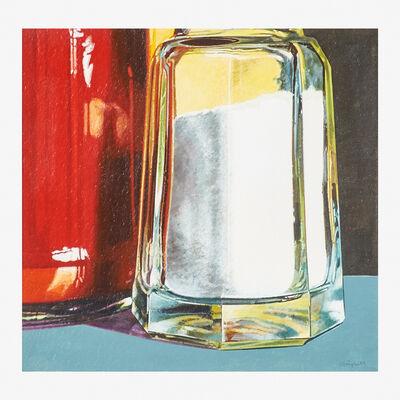 Ralph Goings, 'Salt', 1989