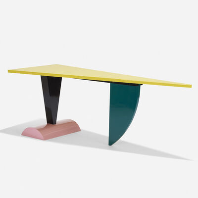 Peter Shire, 'Brazil table', 1981