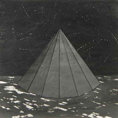Lenneke van der Goot, 'Black Pyramid', 2018