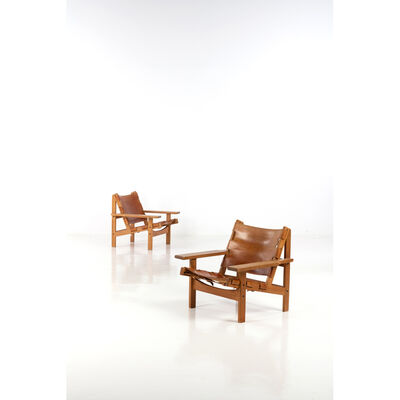 Kurt Østervig, 'Pair of armchairs', near 1950