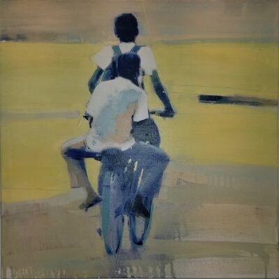 Mark Horst, 'Boys on Bikes #16'