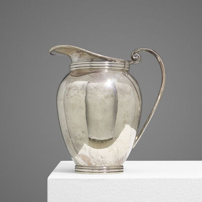 Hector Aguilar, 'Pitcher', c. 1960