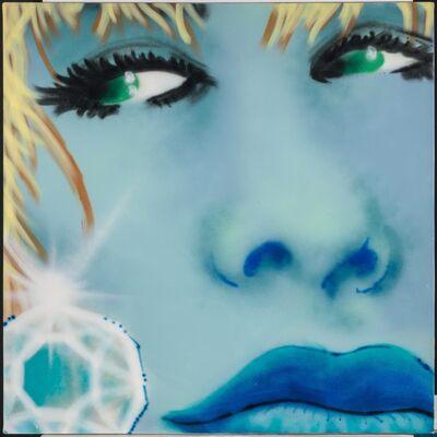 Chris DAZE Ellis, 'Diamond Girl', 1989