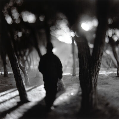 Keith Carter, 'Morning Walk ', 2000