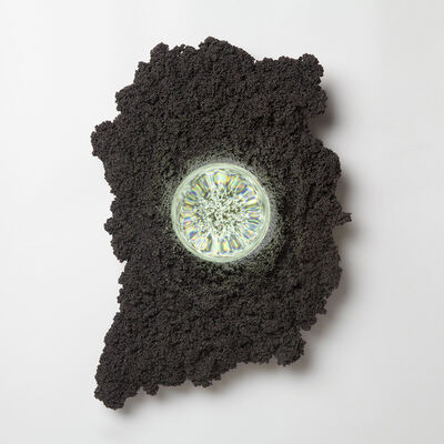 Chen Chen and Kai Williams, 'Caviar Sconce', 2018