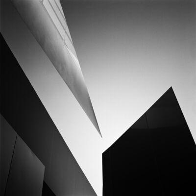 Hélène Binet, 'Vitra Fire Station 02 (Architecture by Zaha Hadid)', 1999