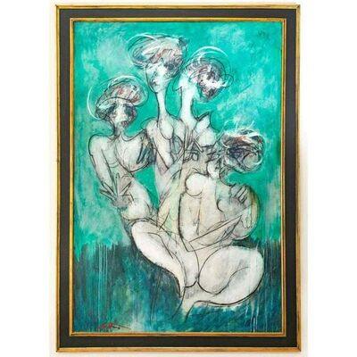 Matthew 1930 Carone, 'Untitled', 1995