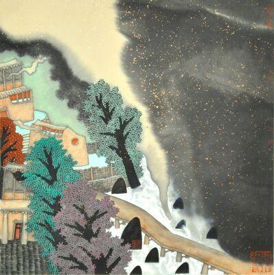Guo Huawei, ' Dreamlike Clouds.', 2012