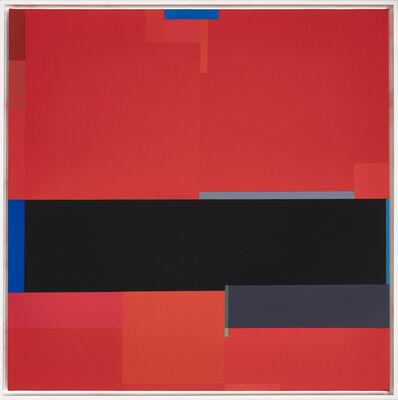 Jesús Matheus, 'Color, Forma y Lugar', 2016