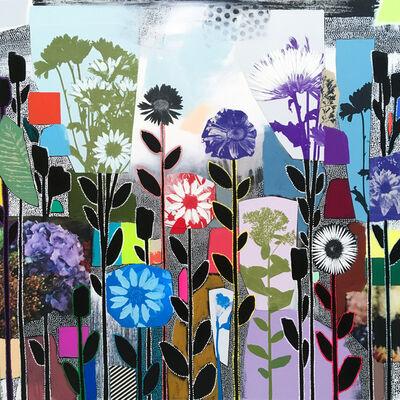 Emily Filler, 'Dreamscape (wild garden) II', 2021