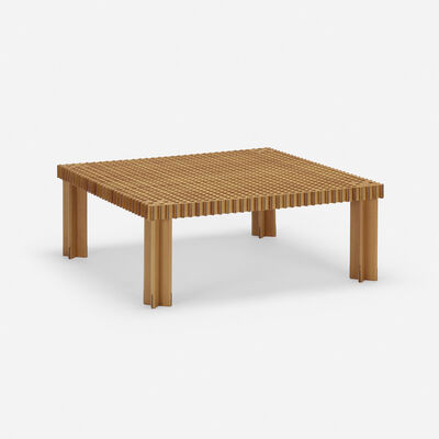 Ghianda, 'Kyoto coffee table', 1974