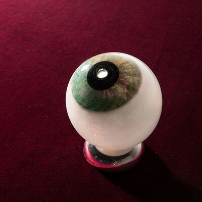 Kenji Sugiyama, 'Institute of Intimate Museums  The Third Eye (eye ball) ', 2015