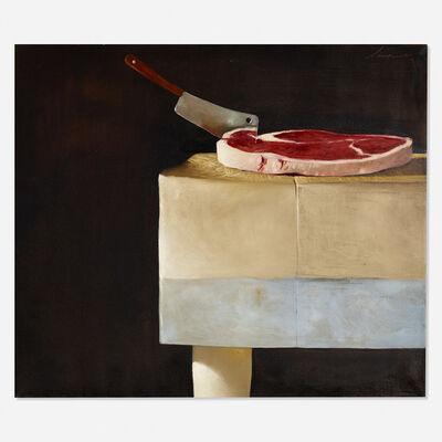 Julio Larraz, 'Steak', 1997