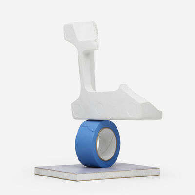 Matt Johnson, 'Still Life #2 (Balancing Styrofoam Corner on a Tape Roll)', 2016