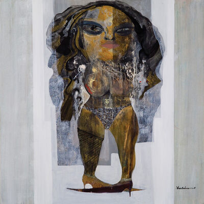 Kais Salman, 'First Face', 2008