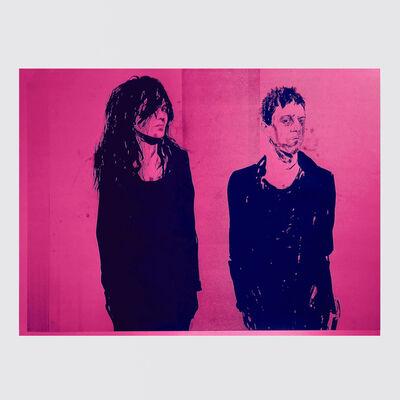 Robert Knoke, 'On Pink (The Kills)', 2007 / 2018
