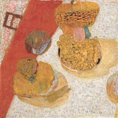 Pierre Bonnard, 'Table Corner', 1935