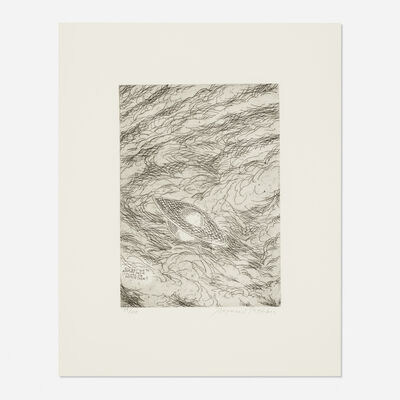 Raymond Pettibon, 'Untitled (Ought We To...)', 2001