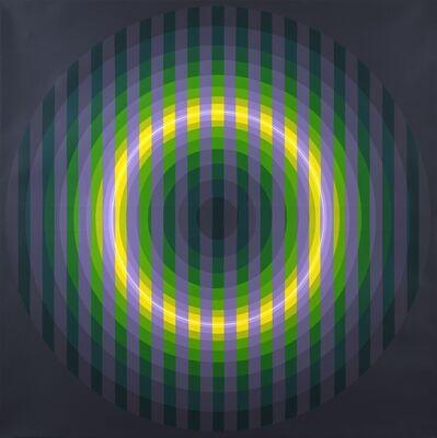 Horacio Garcia-Rossi, 'Couleur lumière en cage', 2011