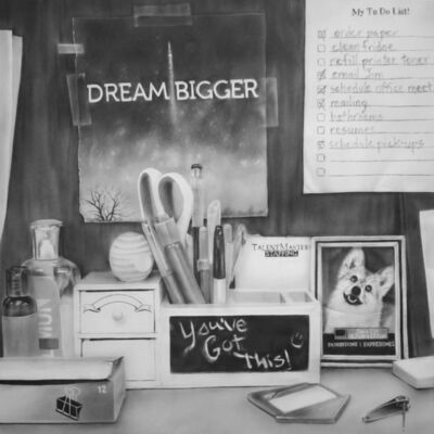 Melissa Cooke, 'Dream Bigger', 2016