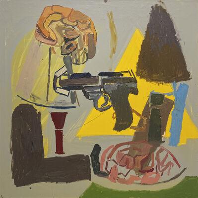 Clintel Steed, 'Brain-Gun-Hood', 2020