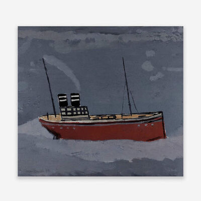 Duncan Hannah, 'After Wallis II', 1989