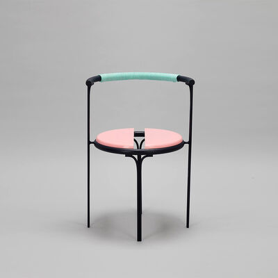Stromboli Associates, 'DKMX Café Chair / Set of 2', 2017