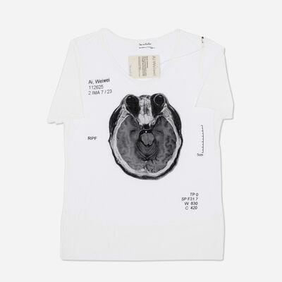 Ai Weiwei, 'Brain Inflation t-shirt', 2010