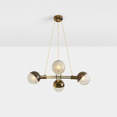 Stilnovo, 'chandelier', c. 1950