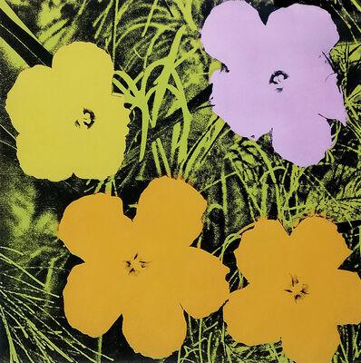 Andy Warhol, 'FLOWERS FS II.67', 1970