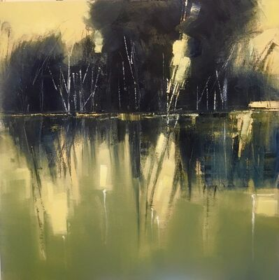 Wanda Westberg, 'Sol en el Lago', 2018