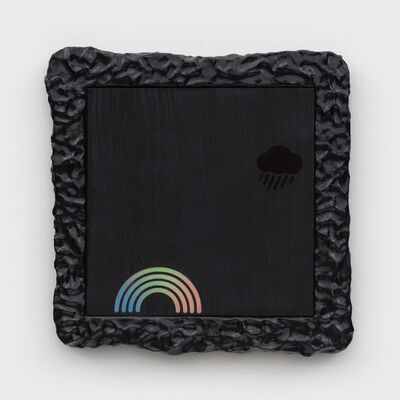 Wendy White, 'I Was Here (Rainbow)', 2021