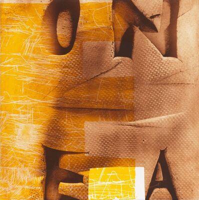 Magne Furuholmen, 'Texture viii', 2016