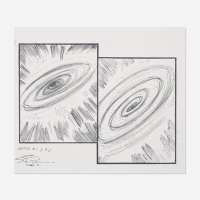 Steven Parrino, 'Vortex #1 & #2', 2002