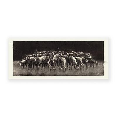 Gonzalo Borondo, 'Insurrecta XXI (Ovejas)', 2020