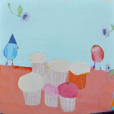 Wendeline S. Matson, 'Cupcakes', 2019