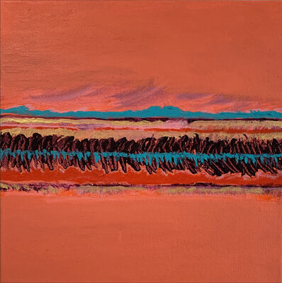 Camilla Webster, 'Where The Massive Rockies Stand', 2019