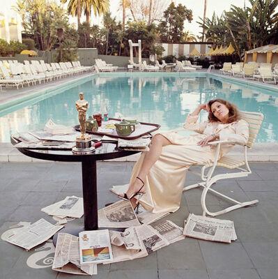 Terry O'Neill, 'Faye Dunaway', 1976